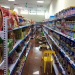 Giá kệ cho cửa hàng tạp hóa trưng bày bán Đẹp, Chất lượng