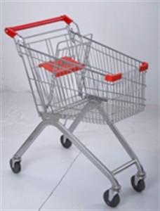 Sản Phẩm - Xe đẩy hàng siêu thị