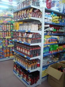 Giá kệ siêu thị - Phân phối Giá kệ siêu thị