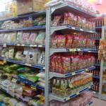 Giá kệ siêu thị bày hàng tự chọn