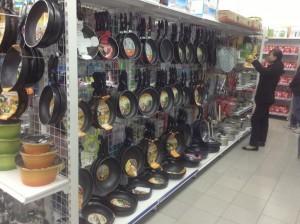 Kệ siêu thị tại Nam Định