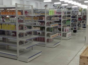 Kệ siêu thị tại Tuyên Quang