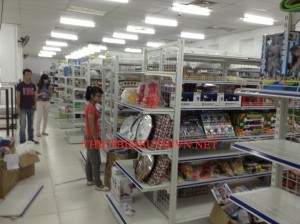 giá kệ siêu thị tại hà nội