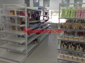 Kệ siêu thị tại sơn la, lai châu