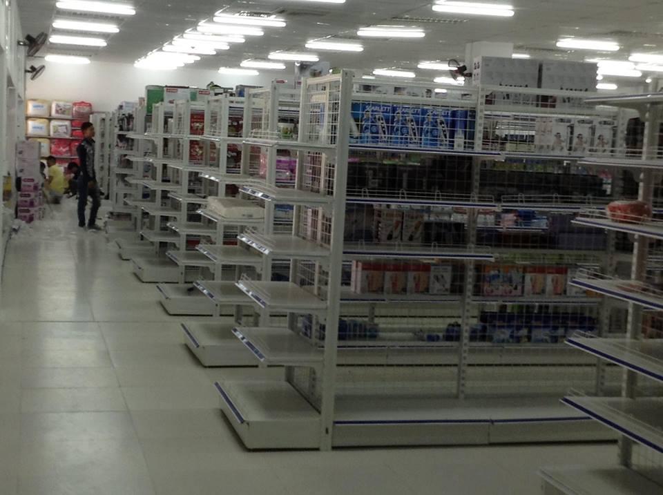 Kệ siêu thị KTP05