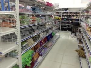 Giá kệ siêu thị - Giá kệ siêu thị KTP011