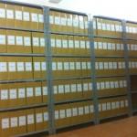 Giá kệ nhà kho - Kệ kho hồ sơ tài liệu KHTL01