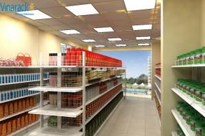 Giá kệ siêu thị - Kệ siêu thị HL120
