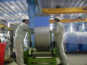 doanh nghiệp cơ khí chen chân vào sản xuất giá kệ