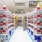 Mua ngay kệ siêu thị chứa hàng Thịnh Phát giá siêu rẻ