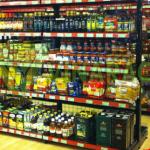 Giá kệ để hàng tạp hóa chất lượng cho siêu thị giá rẻ