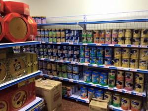 Giá kệ siêu thị - Giá kệ siêu thị KD05