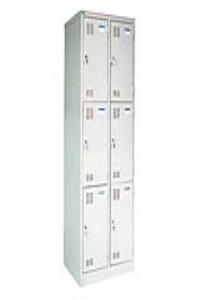 Sản Phẩm - Tủ locker 6 ngăn