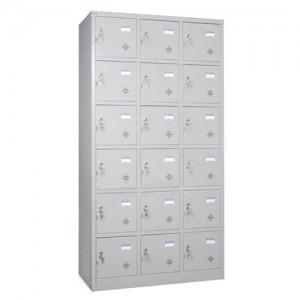 Sản Phẩm - Tủ locker 18 ngăn