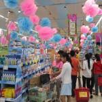 Lợi ích khách hàng lắp đặt giá kệ siêu thị cho của hàng vào siêu thị